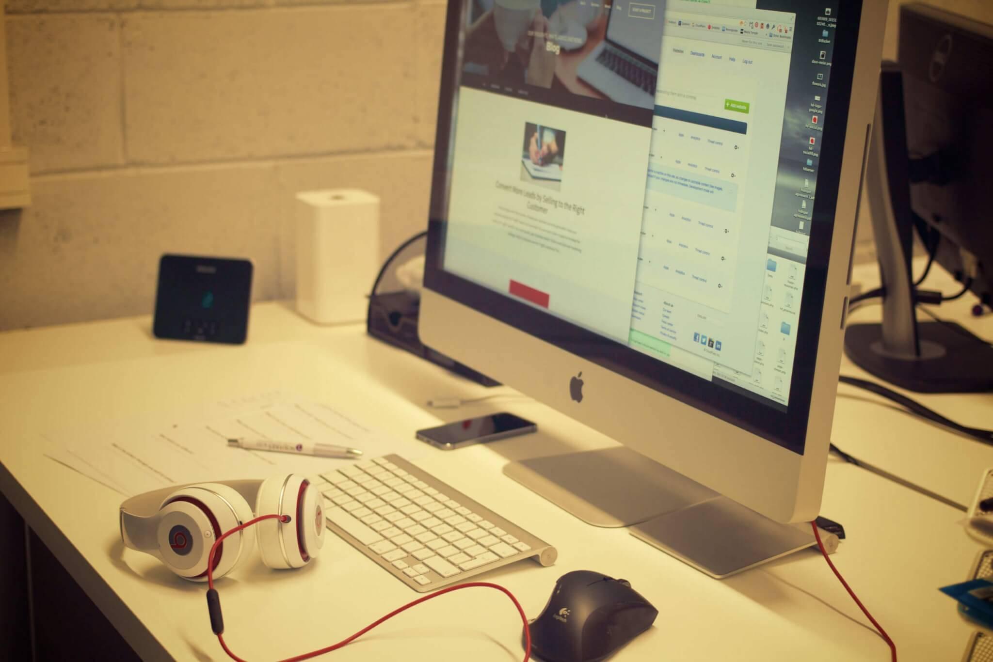 SEO Optimierung einer Website