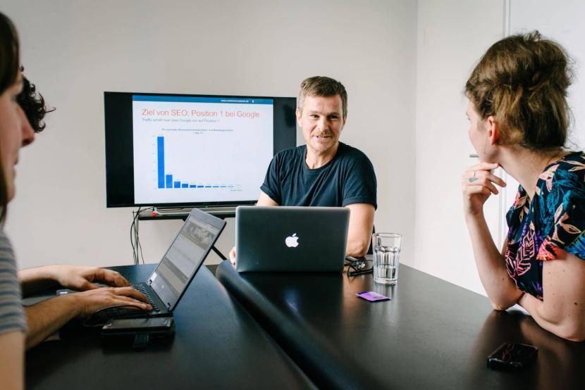 Suchmaschinenoptimierung kann man lernen in einem SEO-Seminar