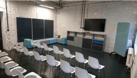 SEO Seminar in der Factory Berlin Görlitzer Park - Der Schulungsraum