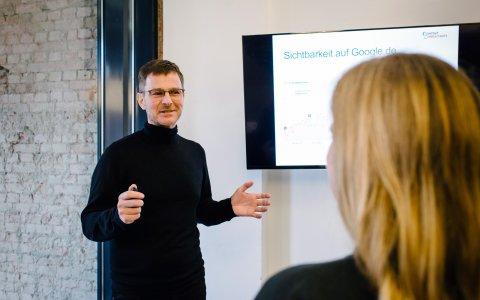 SEO Seminar in Berlin 2021 für Online Teams